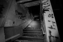 Please Continue this Way.jpg (Bob's Corner) Tags: lightpainting urbanexploration urbex