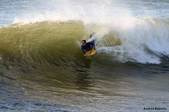 Bodyboard (andresbasurto) Tags: mar playa deporte olas bizkaia ola bodyboard getxo playadeereaga andresbasurto