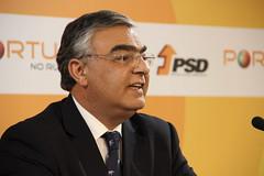 José Matos Rosa em Conferência de Imprensa