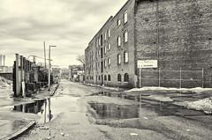 Warehouse and Street (PAJ880) Tags: street bw boston warehouse newmarket sq