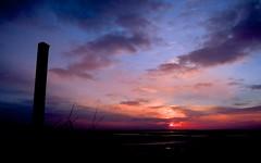 Roa Island Sunset 2 (GillWilson) Tags: sunset barrow roaisland