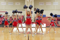 DJT_4550 (David J. Thomas) Tags: sports basketball athletics cheerleaders lions arkansas halftime amc scots naia batesville lyoncollege freedhardemanuniversity americanmidwestconference