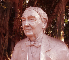 """Thomas Alva Edison, 1847-1931 • <a style=""""font-size:0.8em;"""" href=""""http://www.flickr.com/photos/30484128@N03/12723153733/"""" target=""""_blank"""">View on Flickr</a>"""