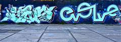 Amsterdam Graffiti (Akbar Sim) Tags: holland netherlands amsterdam graffiti nederland ndsm noord akbarsimonse akbarsim