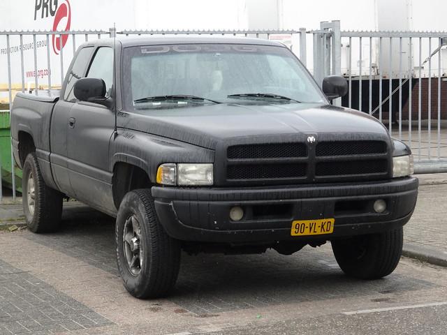 netherlands utrecht nederland pickup dodge ram 1500 2014 usspec sidecode6 90vlkd