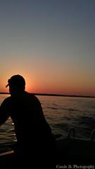 Brother In Law (cassie.ballinger1) Tags: sunset portrait dark texas fortworth eaglemountainlake