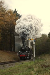 Raindale (feroequineologist) Tags: 76079 76084 76038 railway train steam northyorkshiremoorsrailway nymr