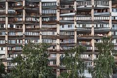 (ilConte) Tags: samara russia architettura architecture architektur soviet socialist socialism modernism pattern