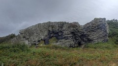 Lion Rock (velton) Tags: hdr photomatix millport clyde scotland scottish ayrshire