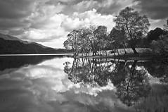 loch achray (ela dzimitko) Tags: trossachs dukes pass autumn reflections