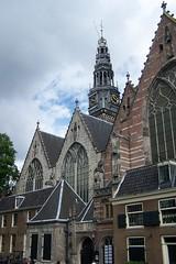 Amsterdam, Netherlands - 100_3883 (Captain Martini) Tags: oudekerk amsterdam netherlands cruise cruising cruiseships celebritycruises