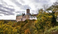Wartburg (Beginner1970) Tags: eisenach wartburg burg thueringen germany deutschland
