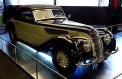 bmw-12 (tz66) Tags: automobilausstellung kaiser franz josefs hhe bmw 327 prewar car