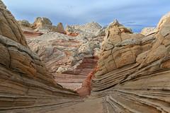 A World in Turmoil (skypointer2000) Tags: whitepocket arizona sandstone landscape canoneos7dmkll canon canonefs1022