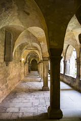 Kreuzgang (marko-DD) Tags: kirche church glaube sule faith pillar gewlbe kloster monasteryarch vault