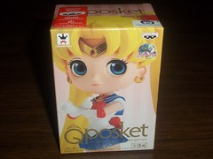 Prezzie from Devin (Amane-chan) Tags: sailormoon sailor moon usagi tsukino figure animefigure anime qposket figma animefest fest anime2016 convention