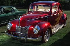 1940 Ford Coupe (Rumbling Bald Resort, Lake Lure, North Carolina) (*Ken Lane*) Tags: geo:lat=3546225166 geo:lon=8218906134 geotagged unitedstates usa 1940coupe 1940ford 1940fordcoupe 2016annualvintagetincarshow 20thannualvintagetincarshow 20thannualvintagetincarshowinlakelure americanautomobile americanclassicvehicle americanmotorvehicle americanvehicle autostrobing automobilestrobing automotive car carphotography carportrait carportraiture carshow carshowphotography carstrobephotography carstrobing chrome classiccar classiccarshow classicford classicvehicle coupe eastcoast fairfieldmountains ford fordcoupe grill httpwwwrumblingbaldcom httpswwwflickrcomphotoskenlane lakelure lightpaintedvehicle manualexposureblending motoramicpics nikkorlens nikon2470 nikond800 northcarolina paulcbuff photoshopcc redcar rumblingbaldresort rumblingbaldresortonlakelure rutherfordcounty rutherfordcountync rutherfordcountynorthcarolina tire vehicle vehiclestrobing vhicule vehculo voiture westernnc westernnorthcarolina wheel wnc worldcars