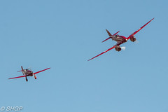 De Havilland Comet 'Grosvenor House' and Mew Gull Racer- Old Warden 'Roaring 20's' Season Finale Airshow 2016 (SHGP) Tags: old warden shuttleworth collection air show airshow 2016 edwardian pageant aircraft aviation world war 2 two ii display shgp steven harrisongreen photography canon eos 700d sigma 150500mm 18250mm de havilland comet racer plane race grosvenor house outdoor vehicle airplane sunset roaring 20s twenties finale flower plant mew gull replica