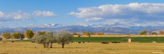 Boulder County Front Range Panorama View (Striking Photography by Bo Insogna) Tags: colorado agriculture farming farms country rural bouldercounty mountain peaks frontrange nature landscapes snowy panorama jamesinsogna