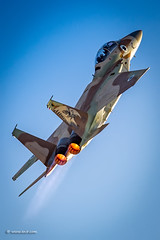 Afterburner Thursday!  Nir Ben-Yosef (xnir) (xnir) Tags: israel il f15 raam iaf israelairforce nir xnir afterburner afterburnerthursday