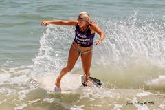 2016 Vilano Beach Pro Am Skim boarding compettion (James Kellogg's Photographs) Tags: vilano beach pro am skim boarding board contest florida surf surfing chick bikini girl teenager atlantic ocean water canon outdoor sport swim tan lines