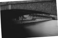 (matiasaros.com) Tags: architecture water france paris longexposure sena