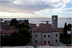 0257-EL ATARDECER EN POREC (Croacia) (-MARCO POLO--) Tags: atardeceres ciudades pueblos ocasos paisajes nubes