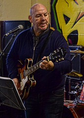 Capo dei capi rehearsing at Boomshack Studios (Duane Jones Cheshire1963) Tags: boomshack music studio manchester capo dei capi guitar rehearsal live uk tout concentrate image plectrum band lancashire scene perform art learn playlist set