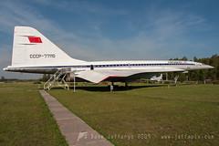CCCP-77110 Tu-144 Aeroflot (JaffaPix +5 million views-thanks...) Tags: cccp77110 tu144 aeroflot afl tupolev ulynavosk ulv soviet russian aircraft aeroplane museum aviation vintage aeroplanes airplane davejefferys jaffapix jaffapixcom russianairlinermuseum
