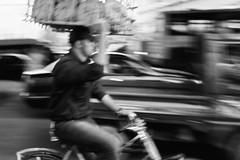 bikecourier (davidhazy.com) Tags: egypt revolution 2011 uprising leica mp 35mm kodak trix film documentary travel