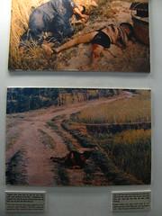 The My Lai Massacre: US soldiers kill 504 civilians (omnia2070) Tags: vietnam saigon ho chi minh city war remnants museum photo photograph my lai massacre murder kill evil satanic genocide massmurder genocidal