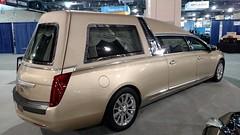 Cadillac XTS hearse (CasketCoach) Tags: funeral mortuary mortician casket coffin cadillac
