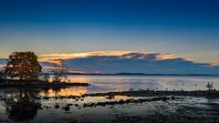 Chesapeake Bay (slimjim340) Tags: 2016 havredegrace november sunrise fall ducks waterfowl maryland longexp