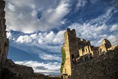 Astorga (elparison) Tags: camino astorga castilla spagna spain espana clouds nuvole castello castle santiago templari eretico