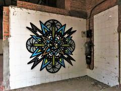 Reko / secret location - 8 nov 2016 (Ferdinand 'Ferre' Feys) Tags: gent ghent gand belgium belgique belgië streetart artdelarue graffitiart graffiti graff urbanart urbanarte arteurbano reko