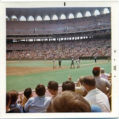 Brock (Crawford Brian) Tags: buschstadium stlouis cardinals loubrock baseball busch mlb stadium found 1971