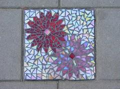 Mosaic 5 (streamer020nl) Tags: pavement tile tegel mozaiek mosaic mosaics holland almere flevoland abcdefmostile pavemostile