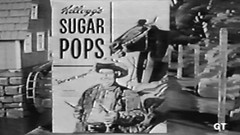 1956 - Commercial - Kellogg's Sugar Corn Pops w/Andy Devine from The Adventures of Wild Bill Hickok (VideoArcheology) Tags: videoarcheology 1956 commercial kelloggs sugar corn pops wandy devine from the adventures wild bill hickok