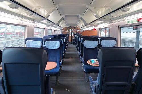 DB - ICE 1 Second Class