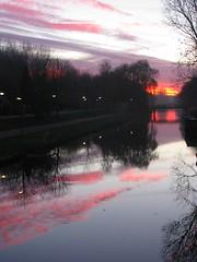 IMG_5327 (streamer020nl) Tags: sunset zonsondergang sundown 2016 flevoland 261116