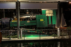BRB Brienz - Rothorn - Bahn Dampflokomotive H 2/3 Nr. 1 ( Zweite Lok mit Nr. 1 - Hersteller SLM Nr. 693 - Baujahr 1892 - Ex GN Glion - Naye - Bahn - Schmalspur Zahnradbahn 800 mm ) zur Zeit vor dem Kursaal in der Stadt Bern im Kanton Bern der Schweiz (chrchr_75) Tags: albumzzz201611november christoph hurni chriguhurni chrchr75 chriguhurnibluemailch november 2016 bahn eisenbahn schweizer bahnen zug train treno albumbahnenderschweiz2016712 albumbahnenderschweiz schweiz suisse switzerland svizzera suissa swiss albumbahnbrbbrienzrothornbahn albumzahnradbahnenschweiz brb zahnradbahn dampflokomotive dampfmaschine dampflok locomotora vapor паровоз vapeur steam vapore 蒸気機関車 stoomlocomotief albumdampflokomotiveninderschweiz chrchr chrigu albumstadtbernnacht stadtbern kantonbern nacht night nuit notte 夜 stadt city ville altstadt bern bärn berna