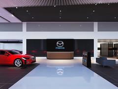4 (Stephen Trinh) Tags: noi that showroom kia mazda interior design