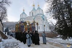 02. Arrival of Sanctities at Lavra / Прибытие святынь в Лавру 01.12.2016