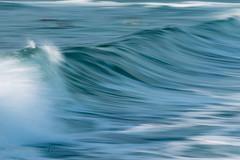 Flow (Howard Ferrier) Tags: oceania spray blur australia motionblur waves seq blue ocean sunshinecoast happyvalley motion photography water pacificocean sea crest caloundra aquamarine queensland