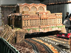 HTS-34 (Peter Parides) Tags: unitedstates newyork christmas trains newyorkbotanicalgardens new york city