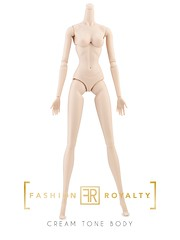 IT FR-Replacement Body - CREAM Tone (JennFL2) Tags: integrity toys frreplacement body skin tones it skintone