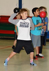 TRC 113016 008 (Tolland Recreation) Tags: boys girls kids children youth tweens sports dodgeball recreation fitness exercise game contest competition balls throwing tolland connecticut