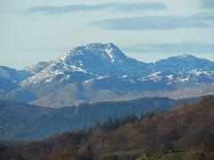the call of distant mountains 03 (byronv2) Tags: mountain mountains hills geology scotland benlomond snow landscape sunlight sunshine sunny winter countryside rural beinnlaomainn munro trossachs nationalpark lochlomondandtrossachsnationalpark campsiehills