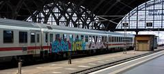 _DSC1228 (Under Color) Tags: leipzig graffiti lost places urban exploring leipsch walls