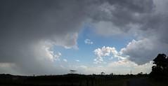 storm at Gundurimba (dustaway) Tags: sky cloudscape storm thunderstorm australianweather gundurimba lismore northernrivers wilsonsrivervalley nsw australia